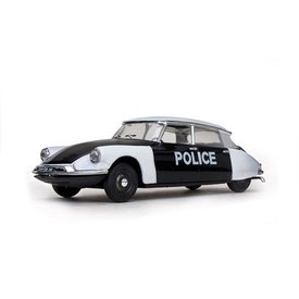Vitesse Citroën DS 19 Police de Paris 1960 1:43