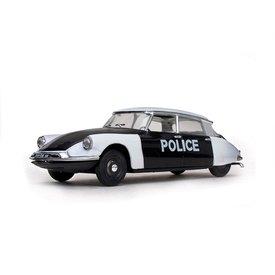 Vitesse Model car Citroën DS 19 Police de Paris 1960 1:43 | Vitesse