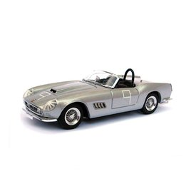 Art Model Modelauto Ferrari 250 California No. 9 1959 zilver 1:43 | Art Model
