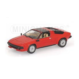 Minichamps Modelauto Lamborghini Jalpa 1981 rood 1:43 | Minichamps