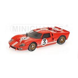 Minichamps Modelauto Ford GT40 MK II 1966 1:43   Minichamps