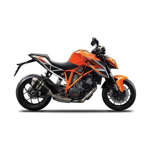 Modell-Motorrad KTM 1290 Super Duke R orange/schwarz 1:12 | Maisto