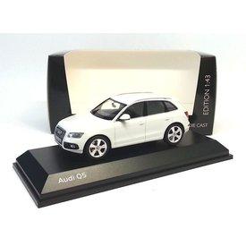 Schuco Modellauto Audi Q5 2013 weiß 1:43 | Schuco