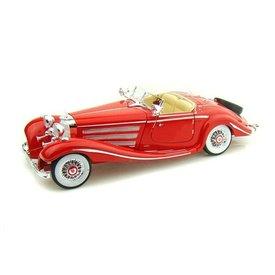Maisto Mercedes Benz 500K Sp. Roadster 1936 1:18