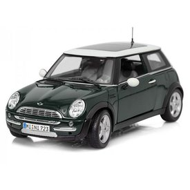 Maisto Mini Cooper met sunroof 1:18
