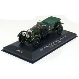 Ixo Models Model car Bentley Speed Six No. 1 1929 green 1:43 | Ixo Models