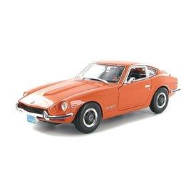 Maisto Modellauto Datsun 240Z 1970 orange 1:18 | Maisto