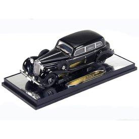 Signature Models Modelauto Mercedes Benz 770K Pullman 1938 zwart 1:43 | Signature Models