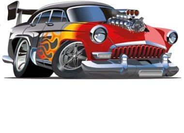 Model cars 1:32