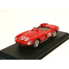 Art Model Modelauto Ferrari 750 Monza No. 706 1955 rood 1:43 | Art Model