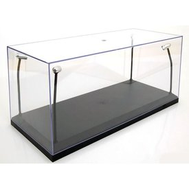 Triple 9 Collection Vitrine mit LED Beleuchtung