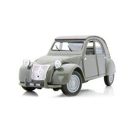 Maisto Modellauto Citroën 2CV 1952 grau 1:18 | Maisto