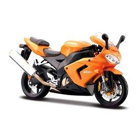 Maisto Modelmotor Kawasaki Ninja ZX-10R oranje 1:12 | Maisto