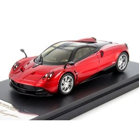 Welly Modellauto Pagani Huayra 2013 rot/schwarz 1:43 | Welly GTA