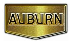 Auburn modelauto's / Auburn schaalmodellen