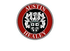Austin Healey modelauto's   Austin Healey schaalmodellen