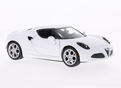 Products tagged with Alfa Romeo 4C schaalmodel