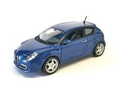 Producten getagd met Alfa Romeo Mito schaalmodel