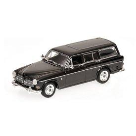 Minichamps Modelauto Volvo 121 Amazon Break 1966 zwart 1:43   Minichamps