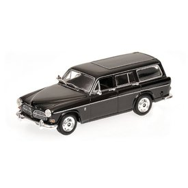 Minichamps Modellauto Volvo 121 Amazon Break 1966 schwarz 1:43 | Minichamps