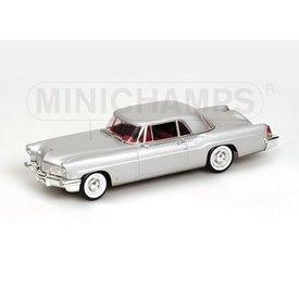 Minichamps Modelauto Lincoln Continental MK II 1956 zilver 1:43 | Minichamps