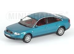 Producten getagd met Audi A6 scale model