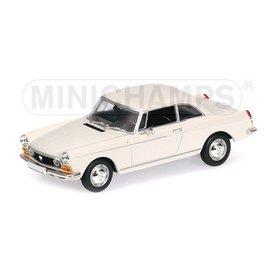 Minichamps Modelauto Peugeot 404 Coupe 1962 1:43 | Minichamps