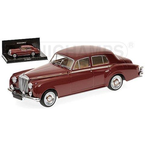 Modellauto Bentley S2 1960 dunkelrot 1:43 | Minichamps