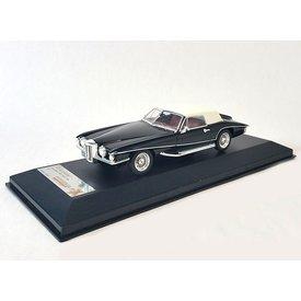 Premium X Modelauto Stutz Blackhawk 1971 zwart/wit 1:43 | Premium X