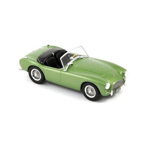 Model car AC Ace 1957 bright green metallic 1:43   Norev