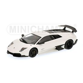 Minichamps Lamborghini Murcielago LP 670-4 SV 2009 1:43