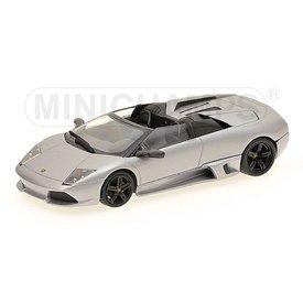 Minichamps Model car Lamborghini Murcielago LP 640 Roadster 2007 grey metallic 1:43   Minichamps