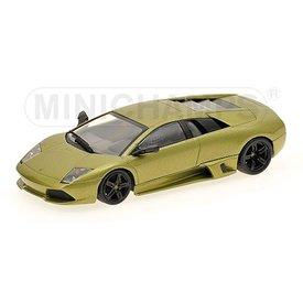 Minichamps Modelauto Lamborghini Murcielago LP 640 2006 groen metallic 1:43 | Minichamps