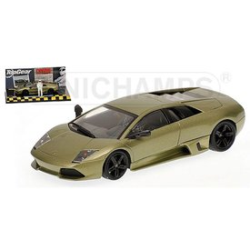 Minichamps Model car Lamborghini Murcielago LP 640 2006 green metallic 1:43   Minichamps