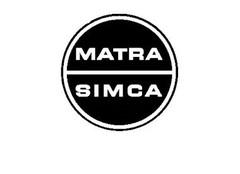 Matra Simca model cars / Matra Simca scale models