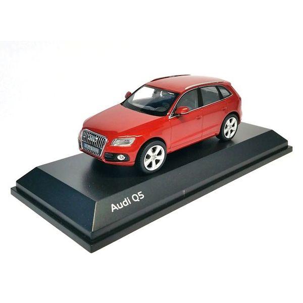 Modellauto Audi Q5 2013 rot 1:43 | Schuco