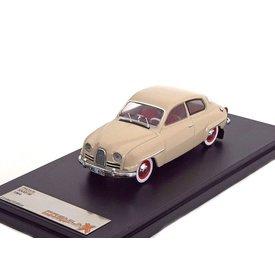 Premium X Model car Saab 96 1964 beige 1:43 | Premium X
