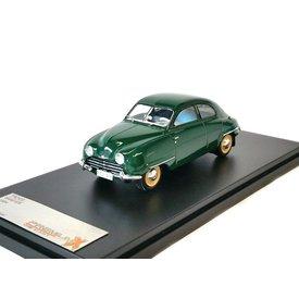 PremiumX Saab 92B 1954 1:43