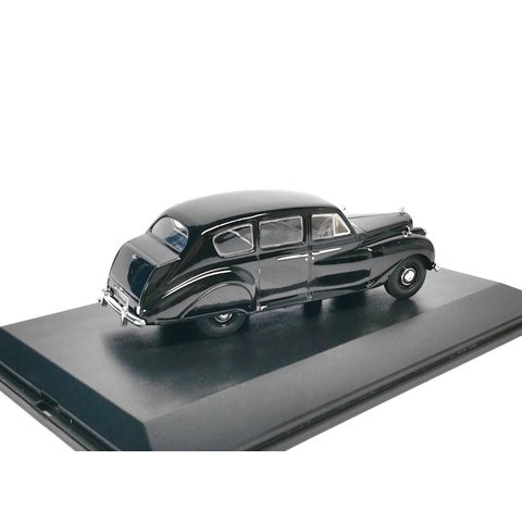 Modelauto Austin Princess zwart 1:43 | Oxford Diecast