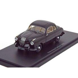 BoS Models Modelauto Hanomag Partner 1951 zwart 1:43 | BoS Models