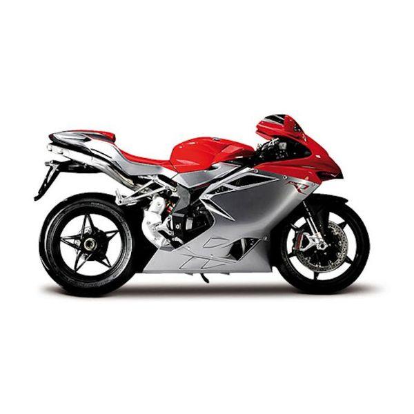 Modell-Motorrad MV Agusta F4 - 2012 - Rot / silber - 1:12 #20-11094 RS