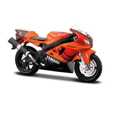 Modell-Motorrad Yamaha YZF-R7 orange/schwarz 1:18 | Maisto