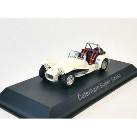 Norev Modellauto Caterham Super Seven 1979 weiß 1:43 | Norev