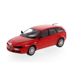 Motormax Modelauto Alfa Romeo 159 SW rood 1:24 | Motormax