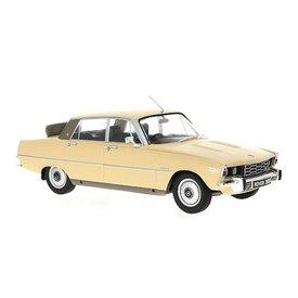 Modelcar Group Model car Rover 3500 V8 1974 yellow 1:18 | Modelcar group (MCG)