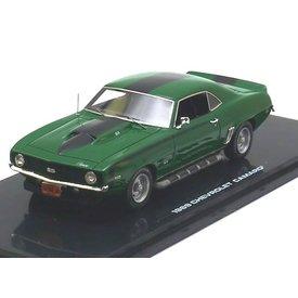 Highway 61 Modelauto Chevrolet Camaro SS 427 1969 groen 1:43 | Highway 61