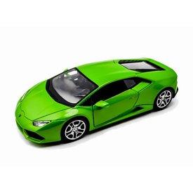 Maisto Modelauto Lamborghini Huracan LP 610-4 groen 1:24 | Maisto