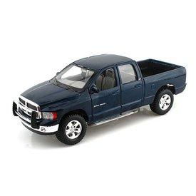 Maisto Dodge Ram Quad Cab 2002 1:27