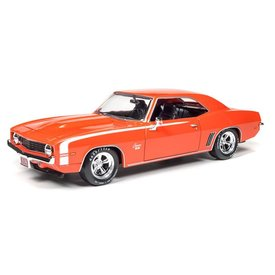 Ertl / Auto World Chevrolet Camaro SS 1969 1:24