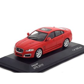 WhiteBox Modellauto Jaguar XFR 2010 rot 1:43 | WhiteBox